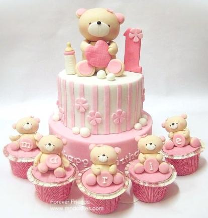 ff bear cake 1
